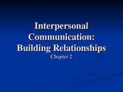 Interpersonal+Communication