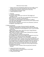 Neuromancer lecture 3 outline