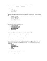 Test Questions PY 105-001, Chapter 12.docx