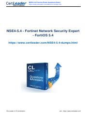 Fortinet.ExamCollection.NSE45.4.study.guide.v2018Jan04.by.rachel.86q.vce.pdf