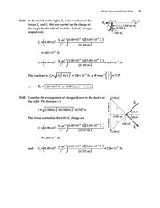 11_Chapter 15 HomeworkCH15 Electric Forces and Electric Fields