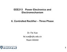 EEE213_Lecture8_Controlled rectifier 2_3Phase_XF