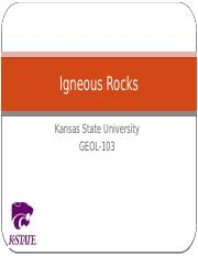 Lab 2 - Igneous Rocks.pptx