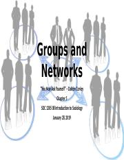 CH 5 Social Groups and Networks.pptx