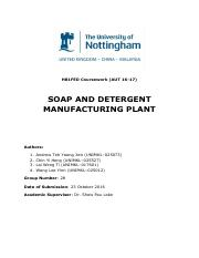 Whitens and softens the laundry H81FED Coursework 1 14