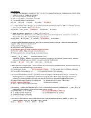 3 pages gas law practice problems answers - Gas Stoichiometry Worksheet
