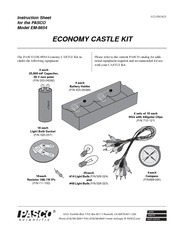 EM-8654_Economy-CASTLE-Kit-Manual