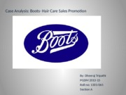 236216771-Boots-Hair-Care-Sales-Promotion-case-study-analysis