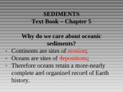 MarineSediments