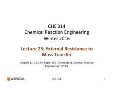CHE 314_L23_External Resistance to Mass Transfer_cd