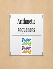 Arithmetic sequences.pptx