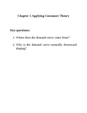 Chapter_5_Applying_Consumer_Theory