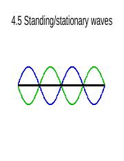 4.5 Standing waves.ppt