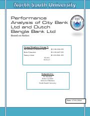 City Bank VS DBBL