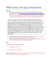 WHII_6_Notes2_Age_of_Absolutism.docx