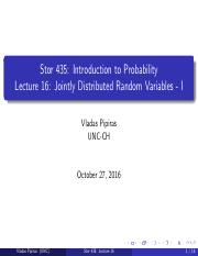 lecture 16 - jointly distributed random variables I(1).pdf
