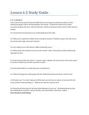 Lesson 6.2 DOC Study Guide.docx