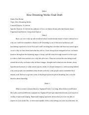 How Dreaming Works Final Draft.docx