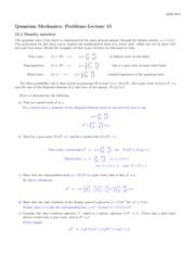 quantum mechanics mcintyre solutions