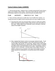 Practice Problems Chapter 5_sol