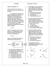 175 passage-based Physics Questions