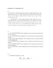 Solutions for Homework 1.pdf