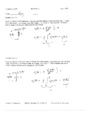 exam 2 solutions '97