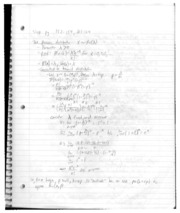 Probability Notes Poisson