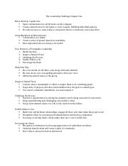 Leadership Challenge Ch 1 Notes.docx