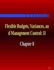 COST08Flexible-Budgets--Variances--and-Management-Control-II