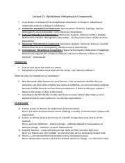 11-Worldviews-Metaphysical-Components.docx