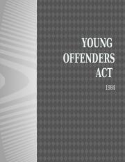 YOUNG OFFENDERS ACT.pptx