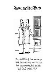 3. Stress and Its Effects.pptx