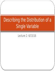 Lecture2_Distributions
