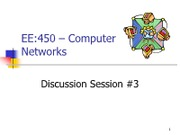 EE450-Discussion3