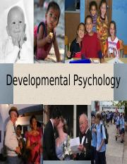 Developmental+Psychology+week+1