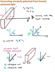 Polarized Light Lecture Notes