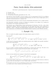 Modular Forms course lecture notes 2