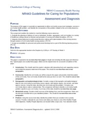 NR443 ON_Guidelines_Assessment_Diagnosis