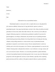 Utilitarianism view on premeditated murder.docx