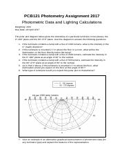 PCB121 Photometry Assignment 2017.pdf