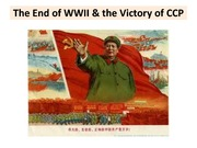 Week 2-2 Communist Revolution (1937-1949) (2)