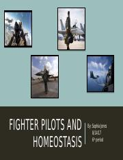 Fighter pilots and homeostasis.pptx
