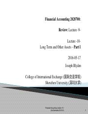 Financial Account (财务会计学)_Lecture #10.pdf