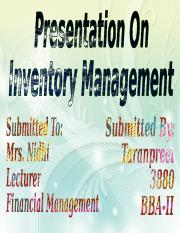 inventory with background.ppt
