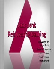 axisbank-090918045310-phpapp01.ppt