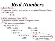 01 real numbers