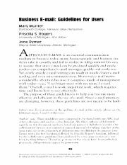 Business E-mail - Guidelines for Users.pdf