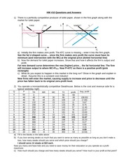ECO102-HW#10 Questions and Answers