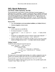 ocl_quick_reference